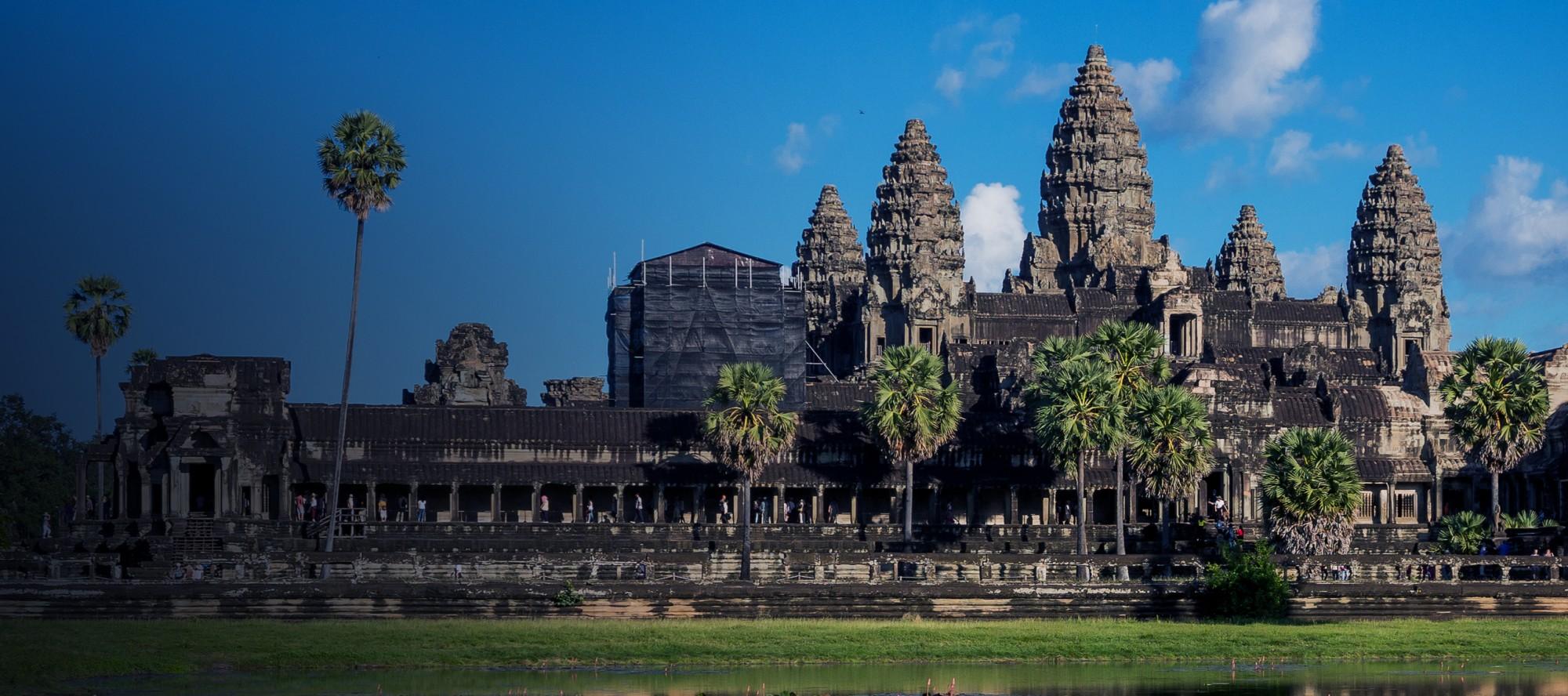 O Kambodži
